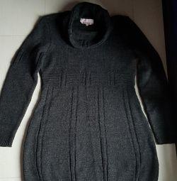 Maternity dress warm
