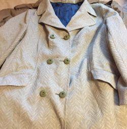 Επικαλυμμένο παλτό