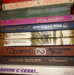 Many many books