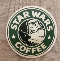 Стікер Star Wars Штурмовик