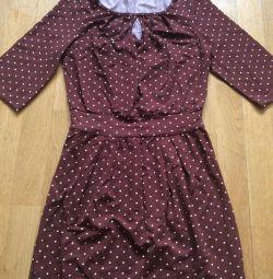Нове трикотажне плаття р. 44-46