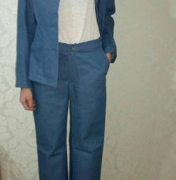 Women's trouser suit