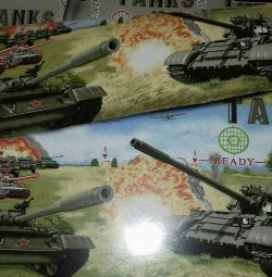 Bed linen lorry World of Tanks