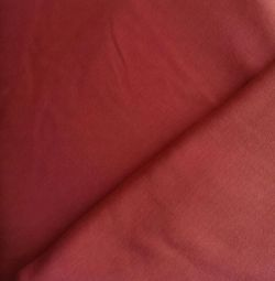 Fabric knitwear