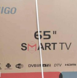Chigo LED Smart TV,65inches