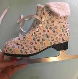Used skates 33 size