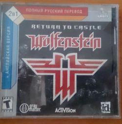 PC game WOLFENSTEIN