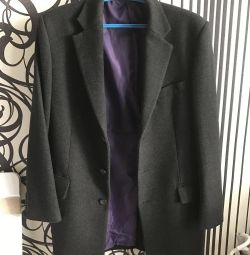Coat for men Marks & Spenser 50-52 (used 1 season)