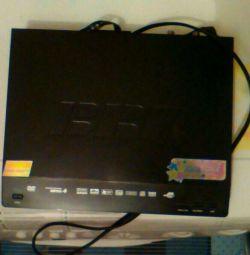 Karaoke ile DVD oynatıcı