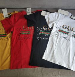 Gucci T-Shirts New
