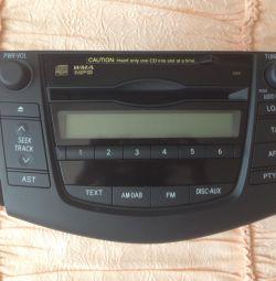 🔊 Caseta Shhtatnaya Toyota RAV 4 (2006-2011)