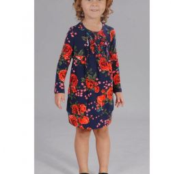 Dresses knitted r. 122