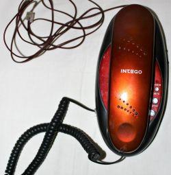 Рабочий домашний телефон
