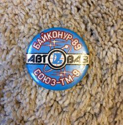 Baykonur - 89 Avtovaz Birliği TM-8
