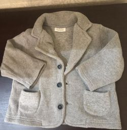 Sıradaki bebek ceketi