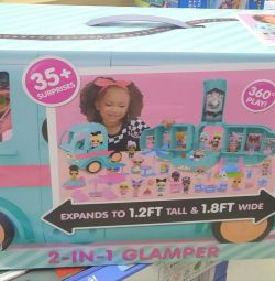 Camper Bus LOL 35+ surprises