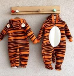 Jumpsuits for babies