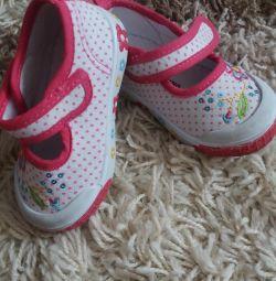 Παπούτσια 20τ