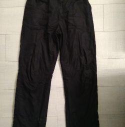Winter and fleece pants