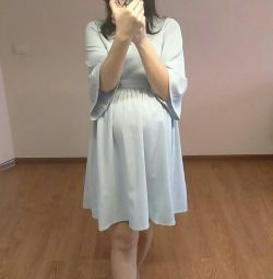 Hamile kıyafetleri elbise