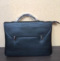 Briefcase pentru bărbați Prada