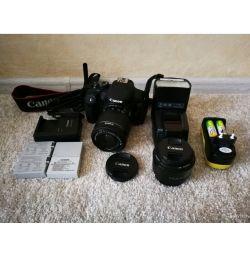 EF Lensli Canon 700D SLR Fotoğraf Makinesi