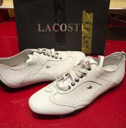 Ανδρικά παπούτσια Lacoste Leather