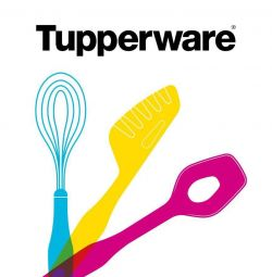 Tableware Tupperware in assortment