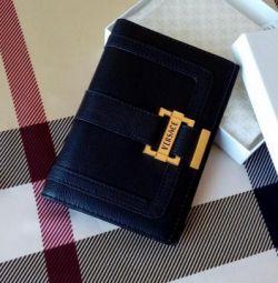 Κάλυψη διαβατηρίου Versace