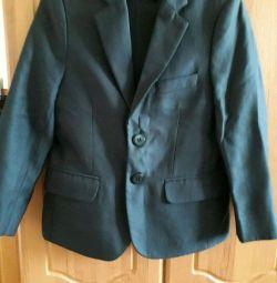 First-grader school suit
