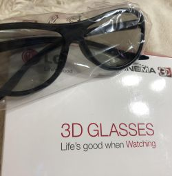 Geamuri 3D LG 4pcs. nou