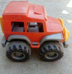 Mașină uzată