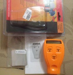 Thickness gauge GM200