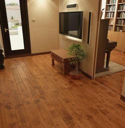 Engineering board Premium Oak