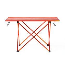 Κατακόρυφο πτυσσόμενο τραπέζι μεγέθους αλουμινίου