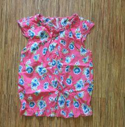 Блузка для дівчинки (нова)