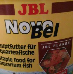 Alimentele din pește vii, uscate, creveți saline, congelate