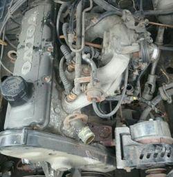 Volvo 740 engine 2,3l ..