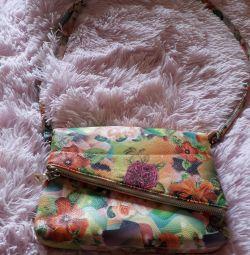 Eco leather bag