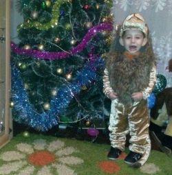 New Year costume