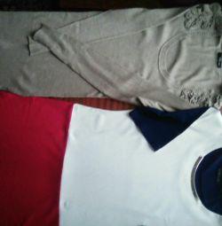 Tunik elbiseler