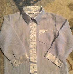 Beyaz gömlek (3 yıl)