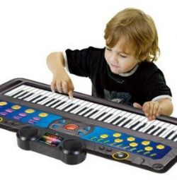 Musical piano for all ages