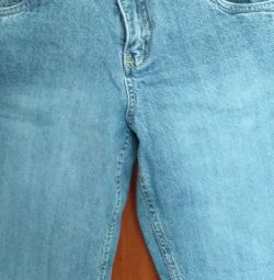 American warmed jeans