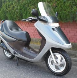 The scooter is an egoist of Honda Broad in Khabarovsk, urgently