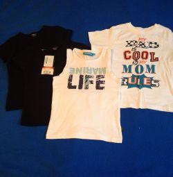 T-shirts short sleeve (p104-110)