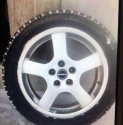 Wheels winter