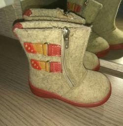 Sandaletler ayakkabı 19 s.