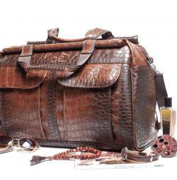 Ταξιδιωτική τσάντα για παραγγελία!