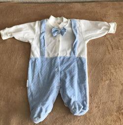 Salopete pentru nou-nascuti